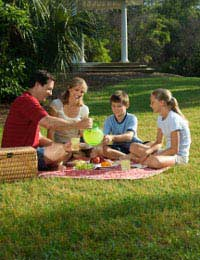 Host A Summer Picnic